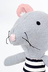 Hračky - Myška - 10111752_