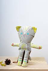 Hračky - Kočička malá - 10111786_