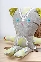 Hračky - Kočička malá - 10111788_