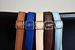 Iné tašky - Popruh ku kabelke (2cm) Farba na želanie - 10109557_