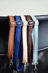 Iné tašky - Popruh ku kabelke (2cm) Farba na želanie - 10109558_