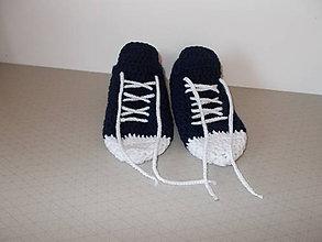 Oblečenie - Papuče šnurovacie - 10109872_