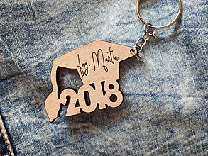 Kľúčenky - Kľúčenka pre absolventa - 10110941_