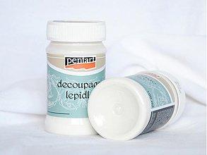 Farby-laky - Lepidlo s lakom-decoupage, 100 ml - 10110870_