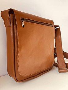 Iné tašky - Gentleman Cognac - 10112378_