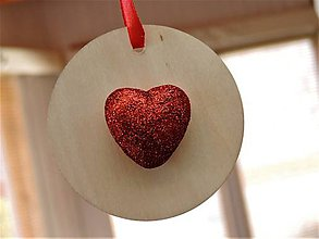 Dekorácie - Vianočné ozdoby na stromček - 10109962_