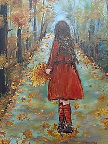 Obrazy - Jesenná prechádzka... - 10110224_