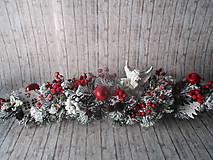 Dekorácie - Vianočná dekorácia - 10112735_