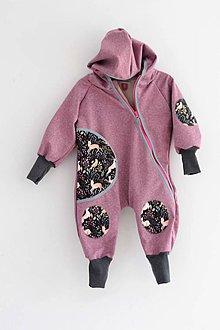 Detské oblečenie - Softshellový overal