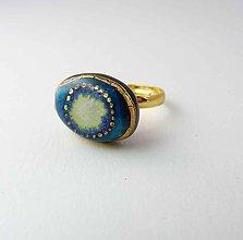 Prstene - Tana šperky - keramika/zlato - 10112880_