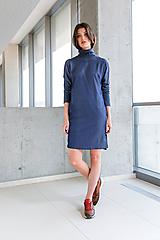 Šaty - Modré šaty No.23 - 10111445_