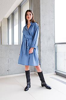 Šaty - Svetlo modré šaty No.32 - 10113421_