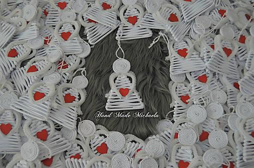 anjelikovia na stromček