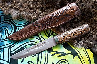 Nože - Jakutský nôž