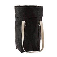 Veľké tašky - Kabelka MARIE čierna - 10113856_