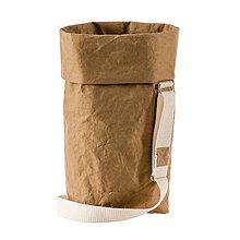 Veľké tašky - Kabelka MARIE, sahara, nastaviteľný popruh - 10113887_