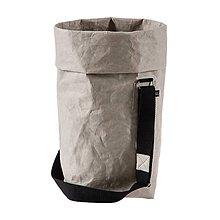 Veľké tašky - Kabelka MARIE stone, nastaviteľný popruh - 10113971_