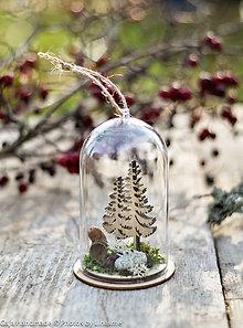 Dekorácie - ozdoba na stromček - 10112428_