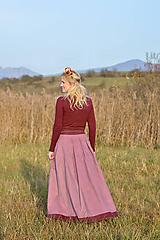 Sukne - sukňa Ruth - 10110467_