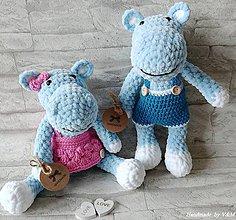 Hračky - Hrošik a hrošica - 10111691_