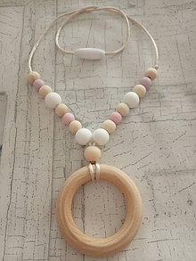 Náhrdelníky - Kojaci náhrdelník - 10109577_