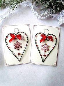 Papiernictvo - pohľadnica vianočná - 10111123_