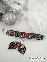 Sady šperkov - Sviežosť v zelenom...sada v darčekovom balení. - 10111737_