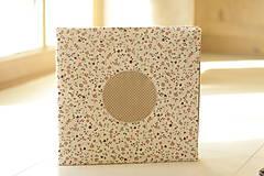 Papiernictvo - Album kvetinový - 10116181_