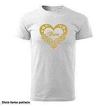 Oblečenie - Folkové srdce - 10117393_