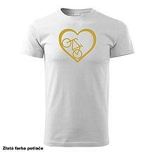 Oblečenie - I Love Bicykel - 10117518_