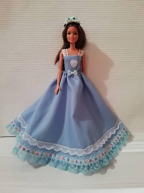 02792f15a7e6 šaty pre bábiku Barbie   Jatabona - SAShE.sk - Handmade Hračky