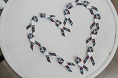 Pierka - Svadobné pierka romantické - 10114454_