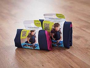 Detské tašky - Kombo malý a veľký vak bez potlače - posledné kusy - 10116016_