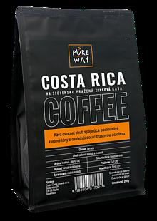 Potraviny - Zrnková Costa Rica káva Pure Way, 200 g - 10114665_