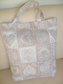 Nákupné tašky - Nákupná taška. - 10114489_