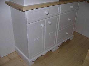 Nábytok - skrinka pod umyvadlo - 10118898_