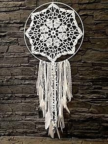 Dekorácie - Biely sen - 10116760_