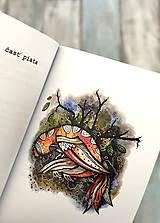Knihy - Kniha Vtáčik a lev - 10114657_
