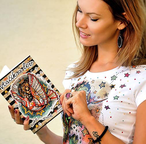 Kniha Vtáčik a lev