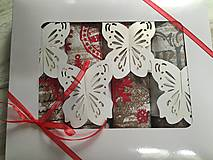 Úžitkový textil - sada merry christmas - 10114656_