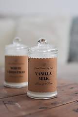 Svietidlá a sviečky - Sójová sviečka