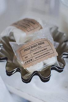 Svietidlá a sviečky - Sójové vosky
