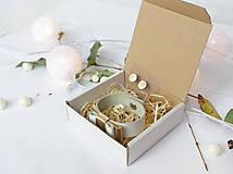 Sady šperkov - Kožený set - 10122705_