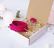 Sady šperkov - Kožený set - 10123393_