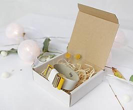 Sady šperkov - Kožený set - 10122757_