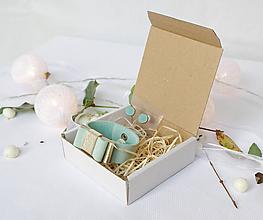 Sady šperkov - Kožený set - 10122831_