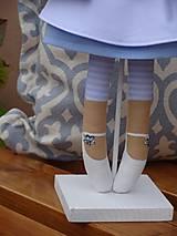 Bábiky - Anjelka - zdravotná sestrička - 10121114_