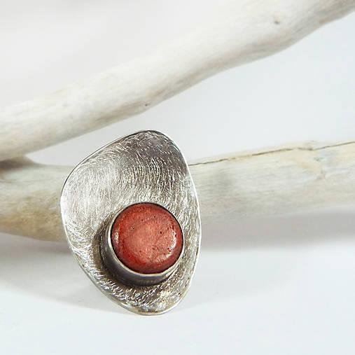 Stříbrný prsten Loyd Al