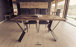 Nábytok - Jedálenský/Kuchynský Stôl - 10120133_