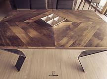 Nábytok - Jedálenský/Kuchynský Stôl - 10120134_